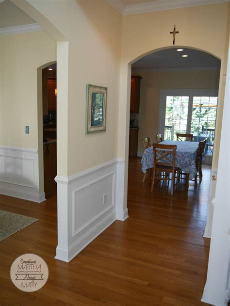 new home tour entryway and dining room sometimes martha