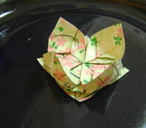 how to fold origami lotus origami lotus by froggydreams on deviantart