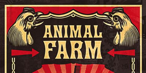 animal farm picture book how much do you about quot animal farm quot andrea chalupa