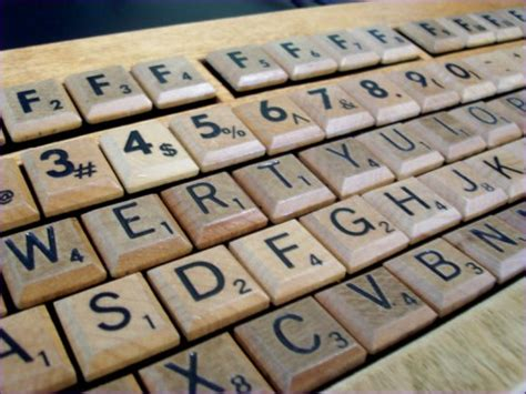 qwerty scrabble ten creative ways to recycle scrabble tiles recyclenation