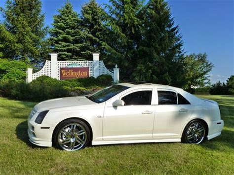 sts custom purchase used 2007 custom designed cadillac sts 4