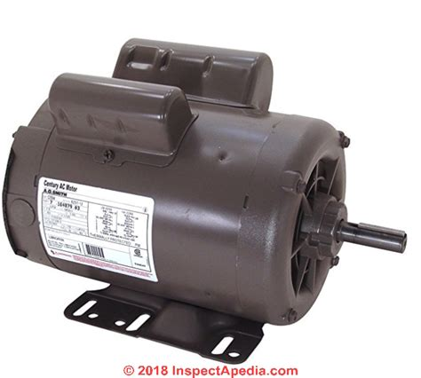 Where To Find Electric Motors by Electric Motor Start Run Capacitor Location Where To
