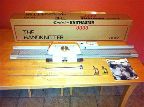 empisal knitting machine price empisal knitmaster hk 160 knitting machine for sale in