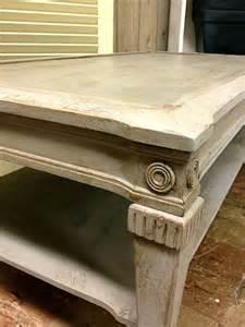 chalk paint coffee table chalk paint vintage coffee table sloan linen