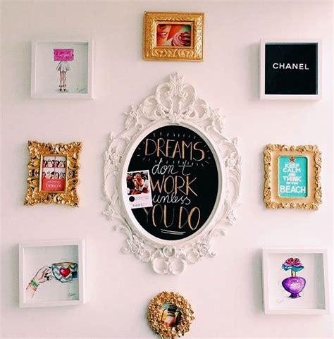 diy chalkboard room decor best 25 framed shopping bags ideas on hermes