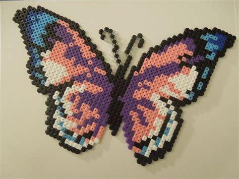 hama midi designs mariposa hama midi butterfly perler fused bead patterns