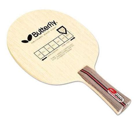 butterfly rubber st butterfly a mazunov andrej blade table tennis ping pong no