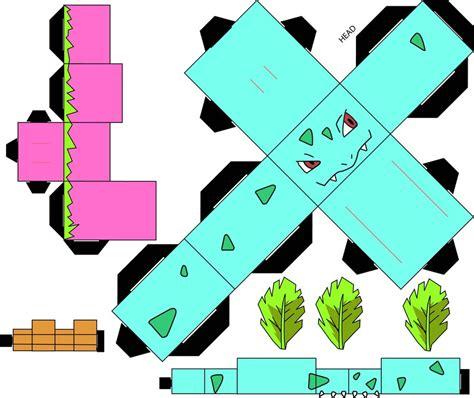 how to make origami bulbasaur 002 ivysaur by straffehond on deviantart