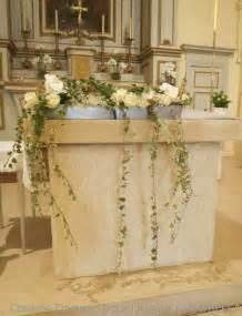 d 233 coration de l 233 glise de yerres pour un mariage 171 amborella by corinne