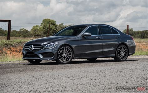 Mercedes C by Mercedes C 250 Amg Line Review Performancedrive