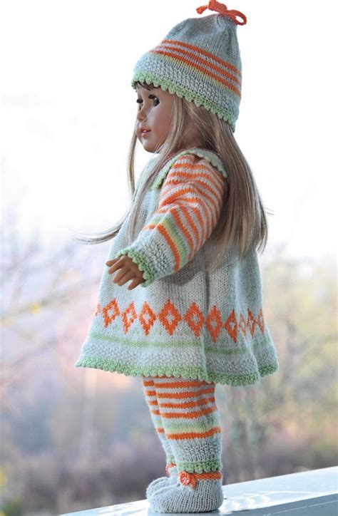 knitted doll clothes patterns free dolls clothes knitting patterns