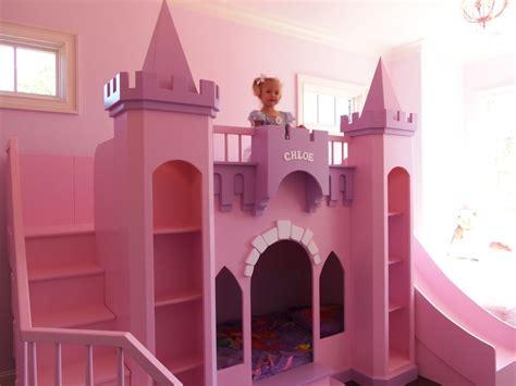 bed princess princess castle loft bunk bed indoor playhouse free