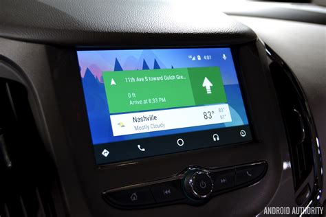 Car Apps For Android Chevrolet by Android Auto Will Soon Run On Your Phone No Android Auto