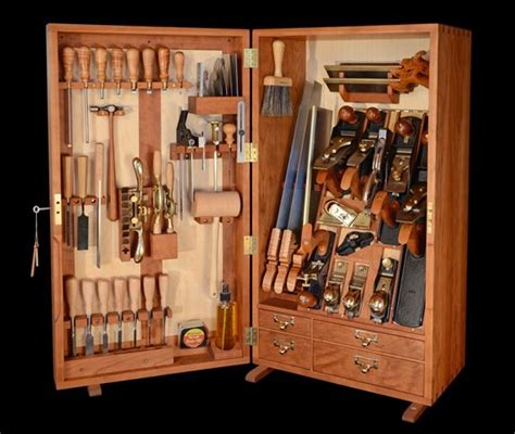 woodworking tool cabinet lie nielsen tool cabinet christian becksvoort