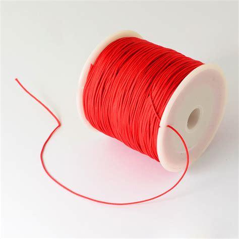 beading string 1roll thread 0 5mm beading cord shamballa string