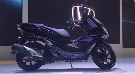 Pcx 2018 Iims by Ahm Luncurkan Honda Pcx Hybrid Di Iims 2018 Dijual