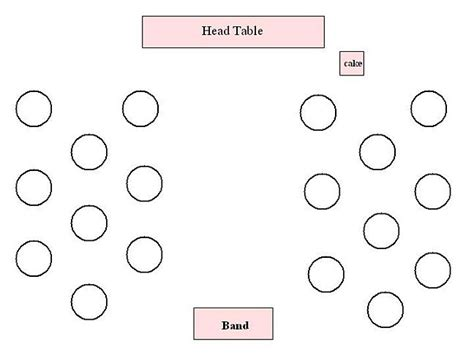 wedding reception floor plan template wedding reception floor plans