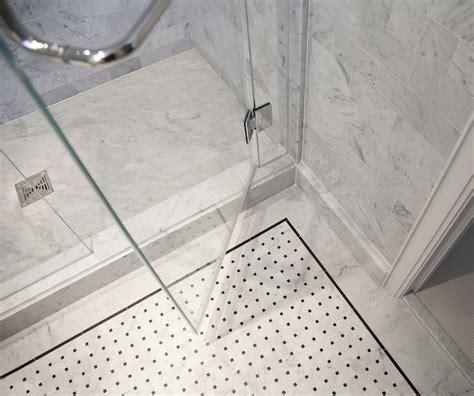 bathroom shower floor tiles shower floor tile wrapping bathroom interior in chic
