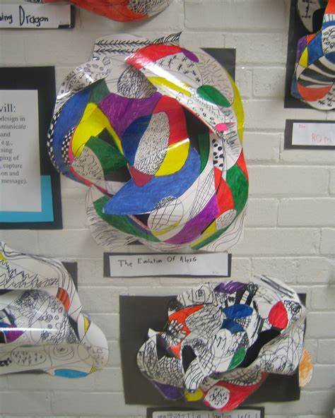 3d craft projects grade 3 4 3d line drawings here and there