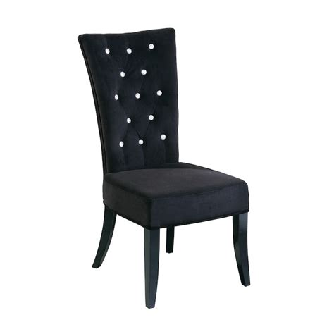 and black dining chairs black high back dining chairs chair pads cushions