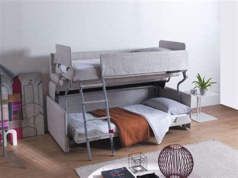transforming to bunk bed 33 transforming furniture ideas for room