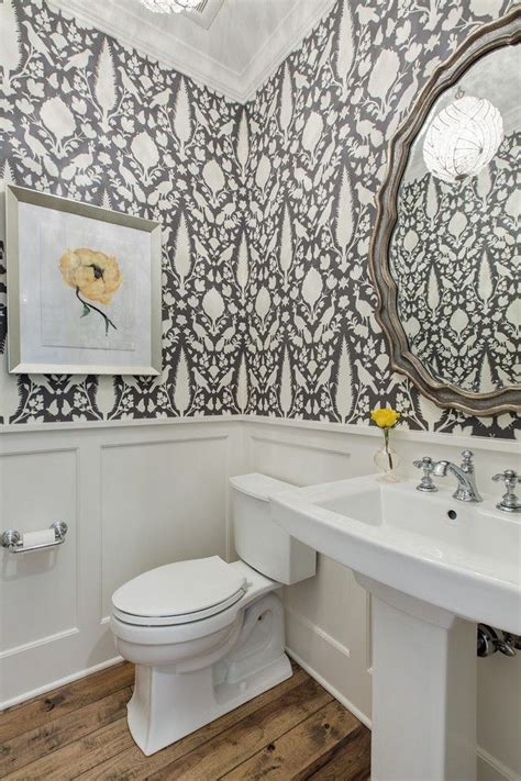 wallpaper for powder room best 25 powder room wallpaper ideas on