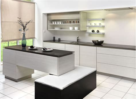 new kitchens ideas new modern black and white kitchen designs from kitcheconcept digsdigs