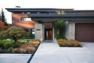 modern contemporary house designs contemporary mercer island lake house infused with asian touches