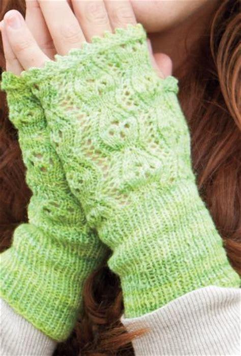 yo knit yo yo 225 go go fingerless mitts knitting patterns and