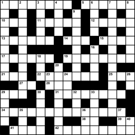 crossword clue crossword 2013