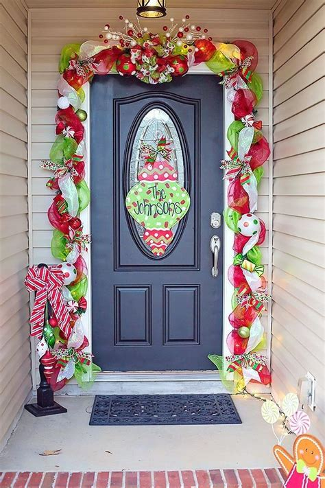 decorations with deco mesh 17 best ideas about deco mesh garland on mesh