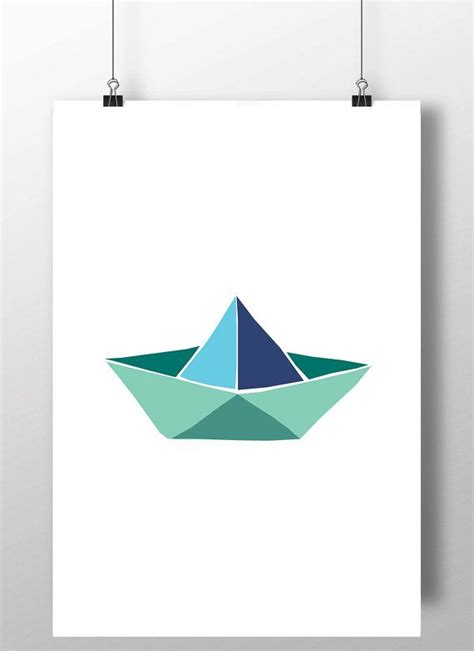 origami boat printable best 25 boat ideas on boat painting