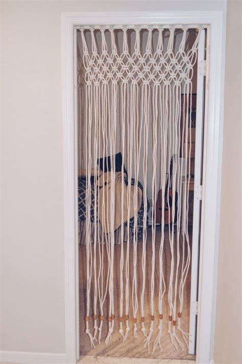 closet door curtains top 25 best hanging door ideas on
