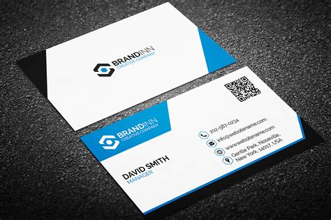 business cards clean business card archives graphic