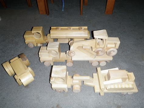 woodworking toys wood truck plans how to build an easy diy