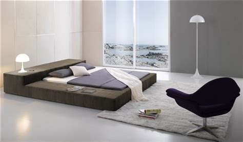 modern king bed frames opaq king bed frame modern beds new york by