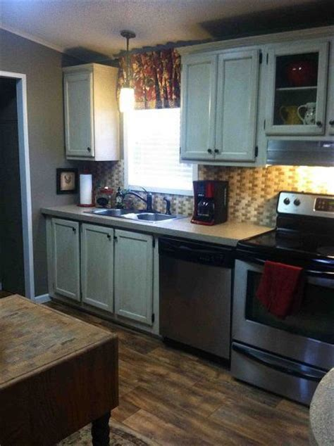 mobile home kitchen design 17 best ideas about manufactured home renovation on