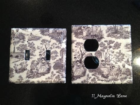 decoupage switch plates how to decoupage light switch plates home ideas