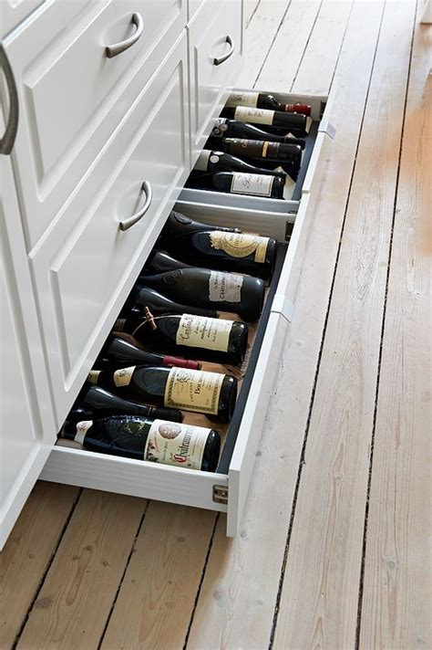 Kitchen Island Wine Rack 26 wine storage ideas for those who don t have a cellar