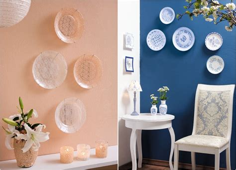 decoupage wall ideas diy decorative wall plates decoupage on glass and
