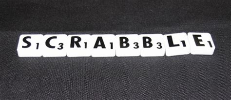 is ra a scrabble word large print letter tiles bold print word letters