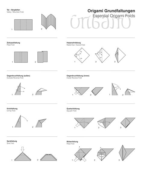 list of origami file origami basisfaltungen png wikimedia commons