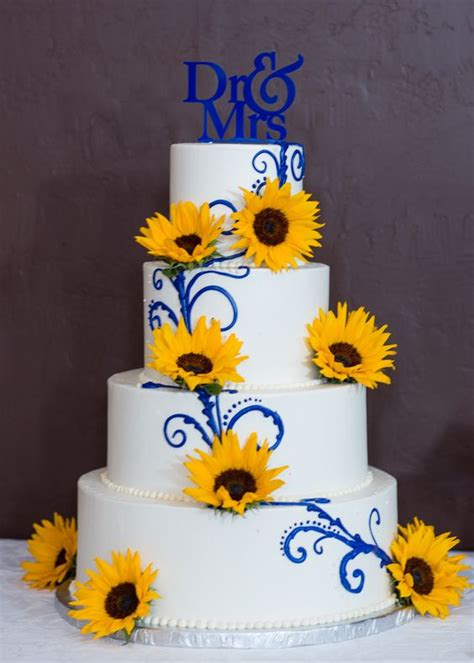 royal color scheme royal blue yellow colour scheme wedding flair