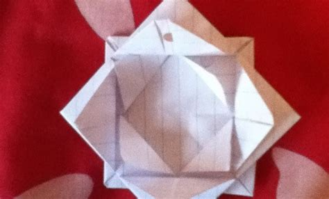 origami math lessons problem solving lesson bryony s triangle fractions