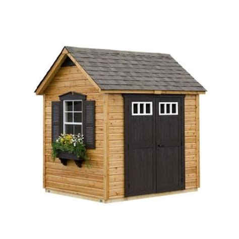 home depot backyard sheds suncast legacy 6 ft x 8 ft garden shed discontinued