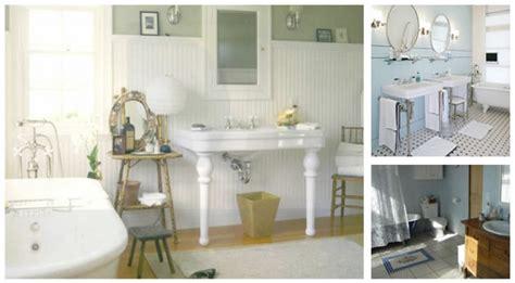 retro style decorations d 233 coration salle de bain vintage