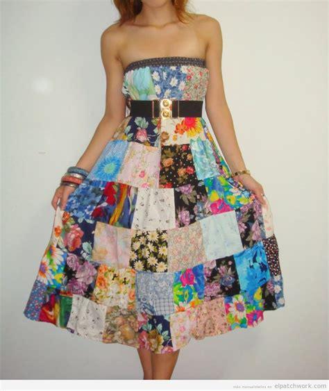 patchwork ropa vestidos de patchwork archivos el patchwork