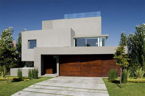 residential architectural design modern waterfall house by andres remy