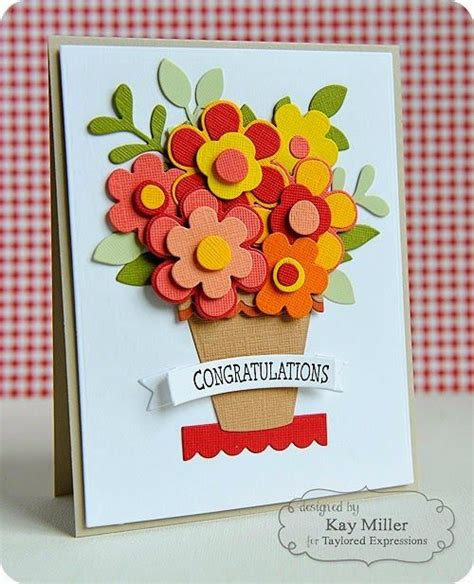 Top 221 Ideas About Birthday Cards Flower Pots On
