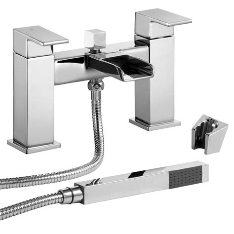 bath shower mixer tap dunk waterfall bath shower mixer tap